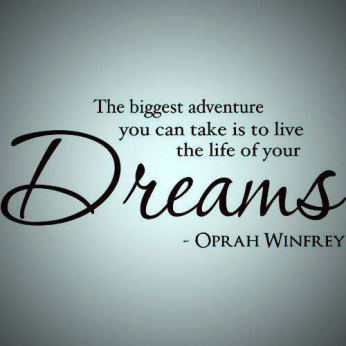 Living-Your-Dreams-is-Your-Own-Adventure